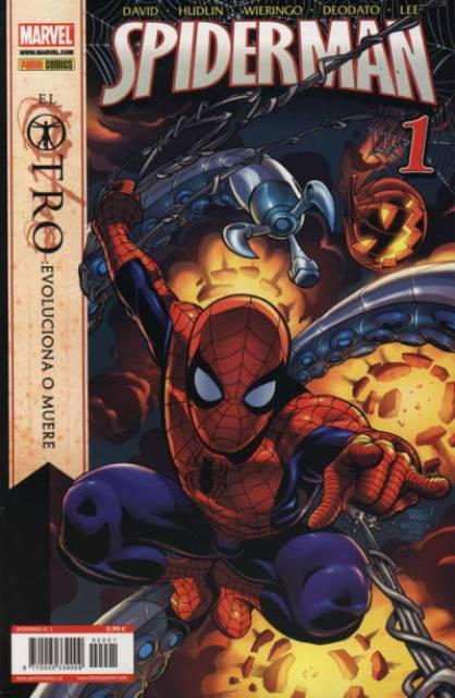 El Asombroso Spiderman