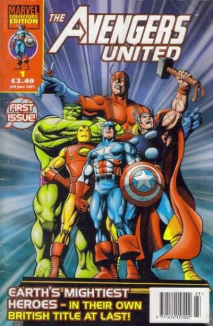 The Avengers United