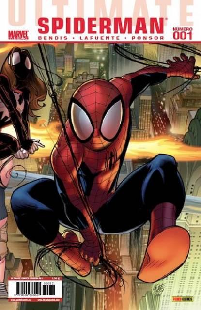 Ultimate Comics: Spiderman