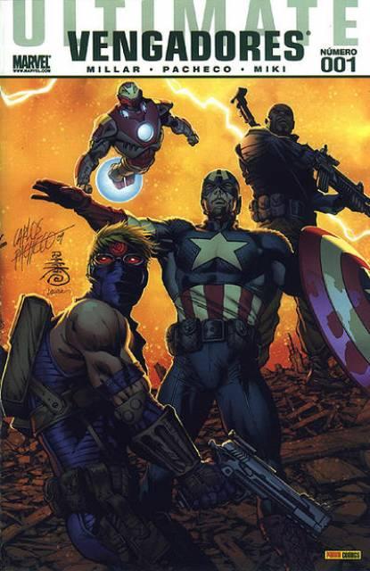 Ultimate Comics Vengadores