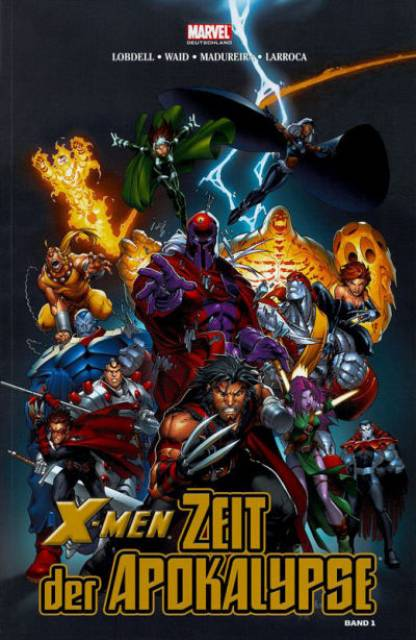 X-Men: Zeit der Apokalypse