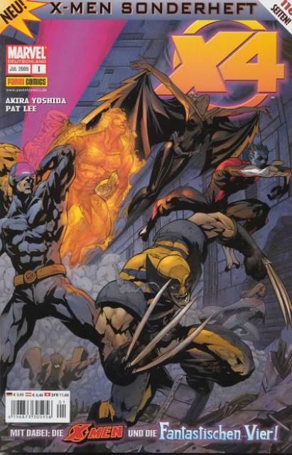 X-Men Sonderheft