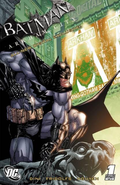 Batman: Arkham City Digital Chapters