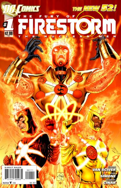 The Fury of Firestorm: The Nuclear Man