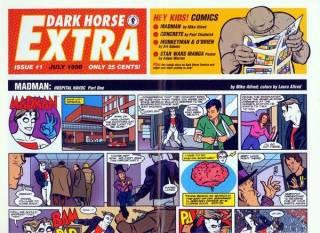 Dark Horse Extra