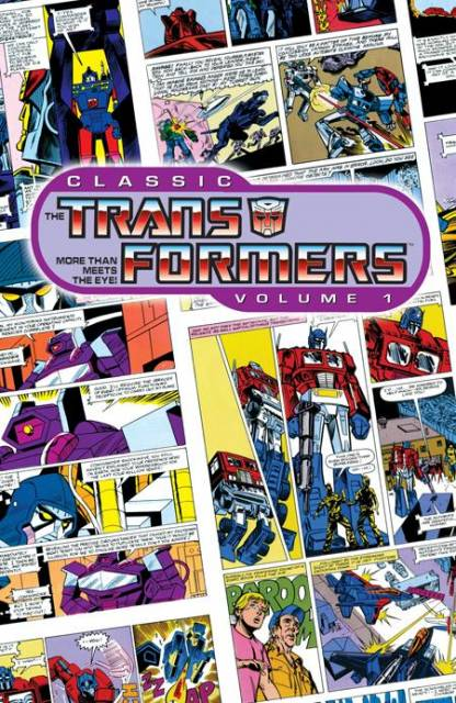 Classic Transformers