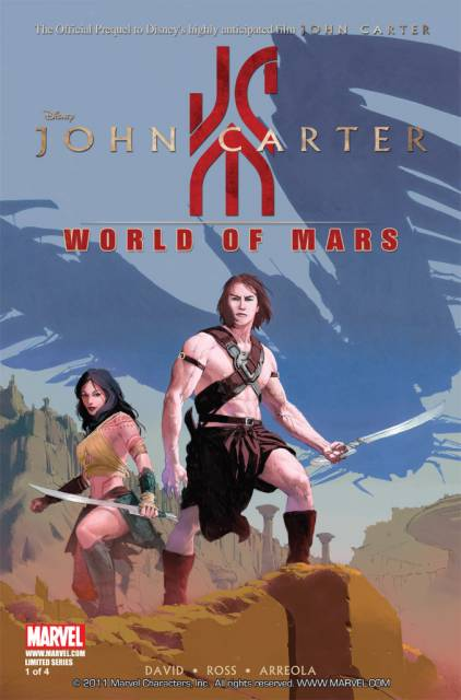 John Carter: The World of Mars