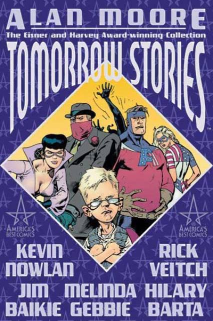 Tomorrow Stories Book 1