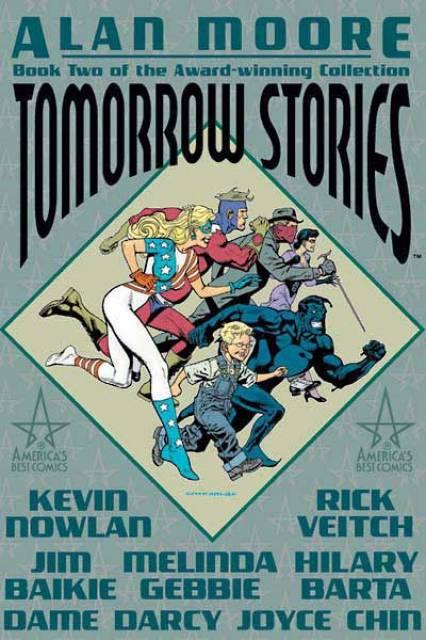 Tomorrow Stories Book 2