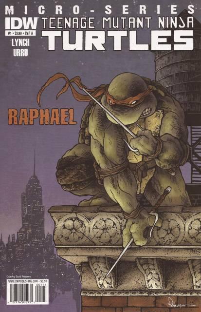 Teenage Mutant Ninja Turtles Micro-Series