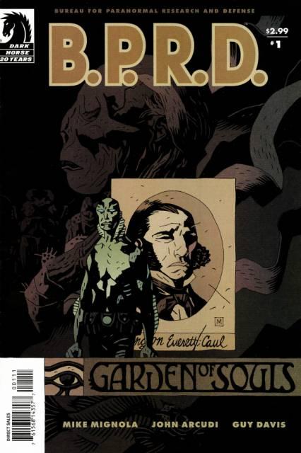 B.P.R.D.: Garden of Souls