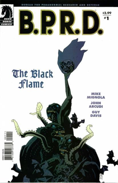 B.P.R.D.: The Black Flame