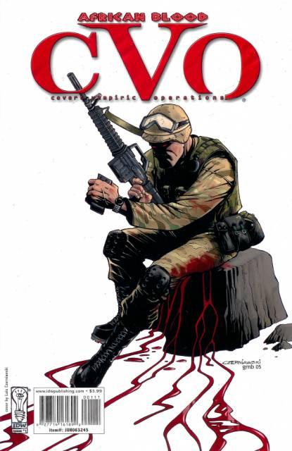CVO: Covert Vampiric Operations - African Blood