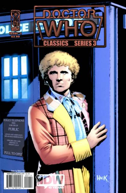 Doctor Who Classics Series 3