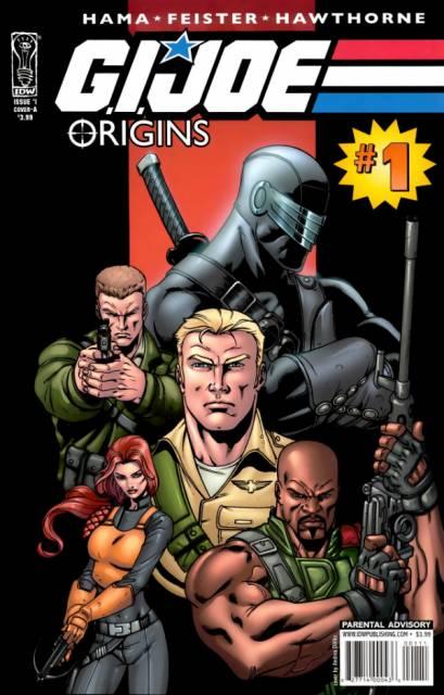 G.I. Joe: Origins