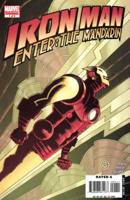 Iron Man: Enter The Mandarin