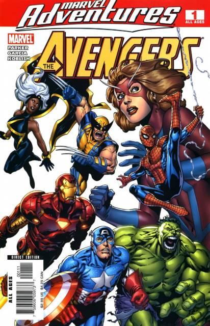 Marvel Adventures: Avengers