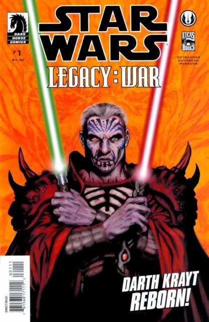 Star Wars: Legacy - War
