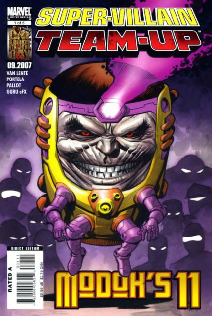 Super-Villain Team-Up/MODOK's 11