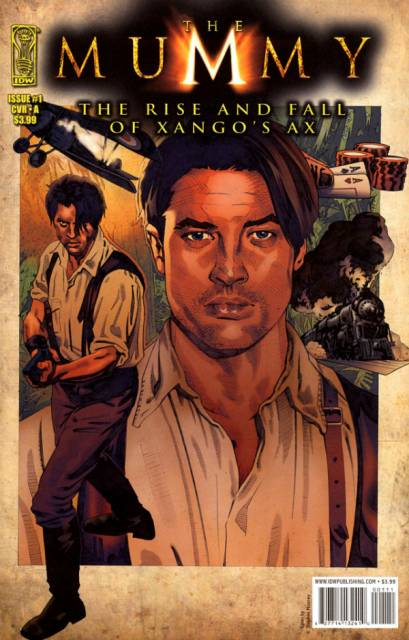 The Mummy: The Rise and Fall of Xango's Ax