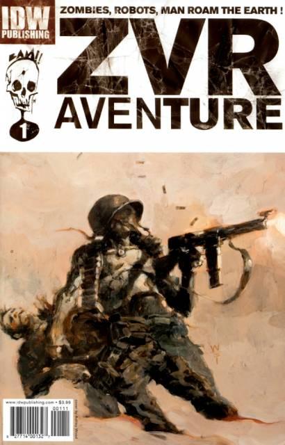 Zombies VS. Robots Aventure