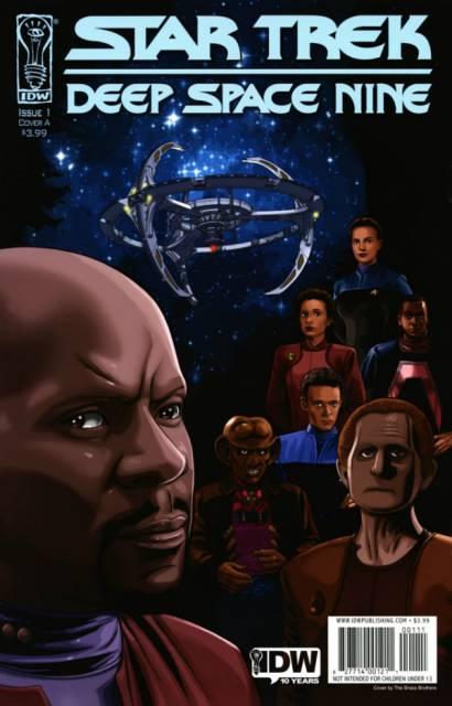 Star Trek: Deep Space Nine: Fool's Gold