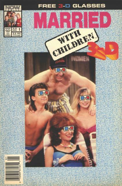Married with Children 3-D Special