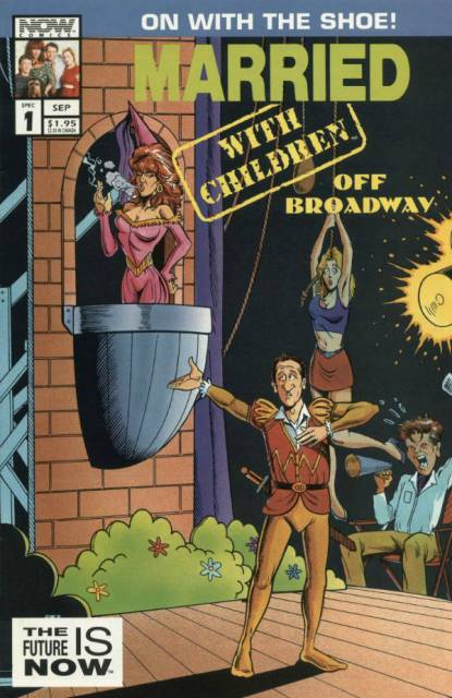Married... With Children: Off Broadway