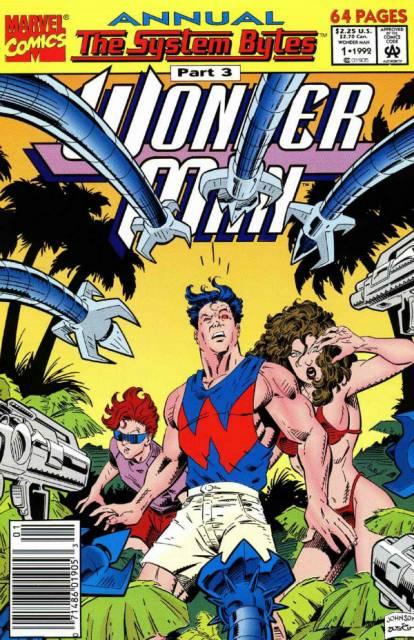 Wonder Man Annual