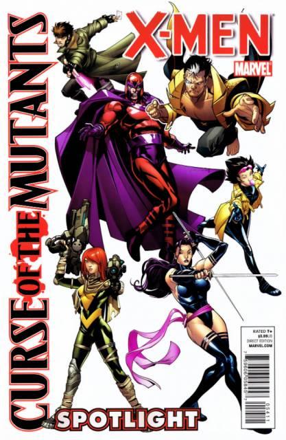 X-Men: Curse of the Mutants Spotlight