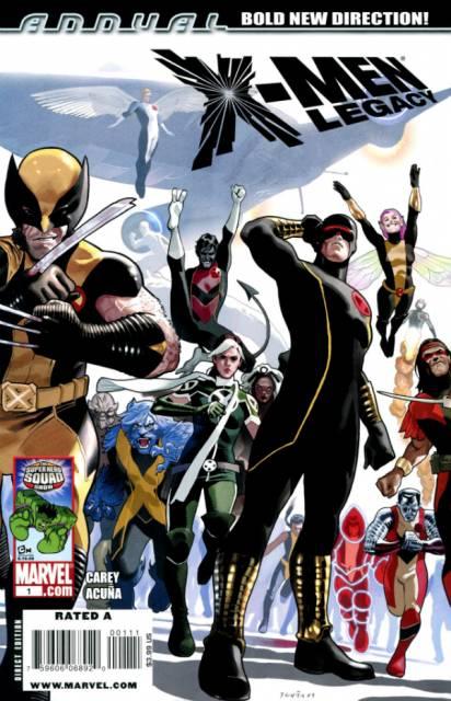 X-Men: Legacy Annual