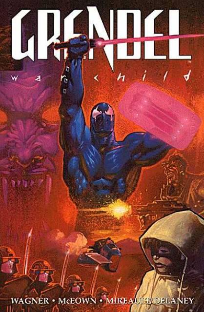 Grendel: Warchild