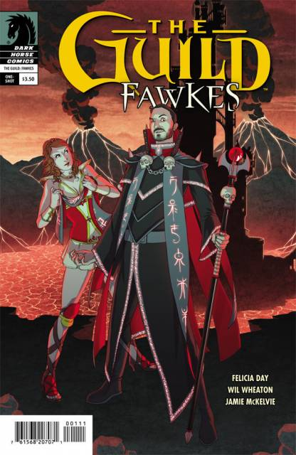 The Guild: Fawkes