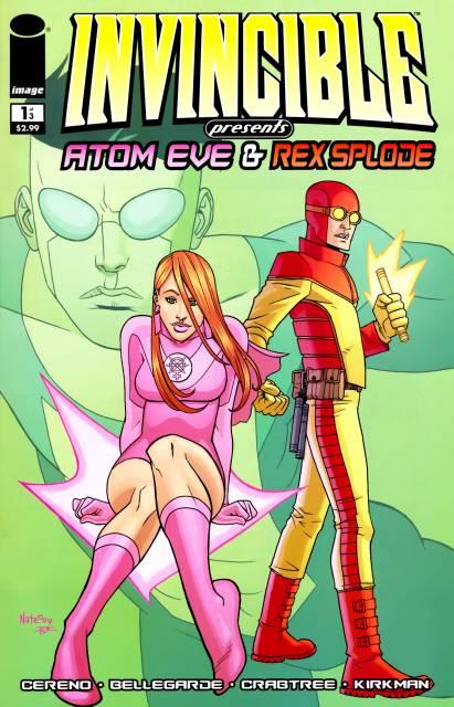 Invincible Presents: Atom Eve & Rex Splode