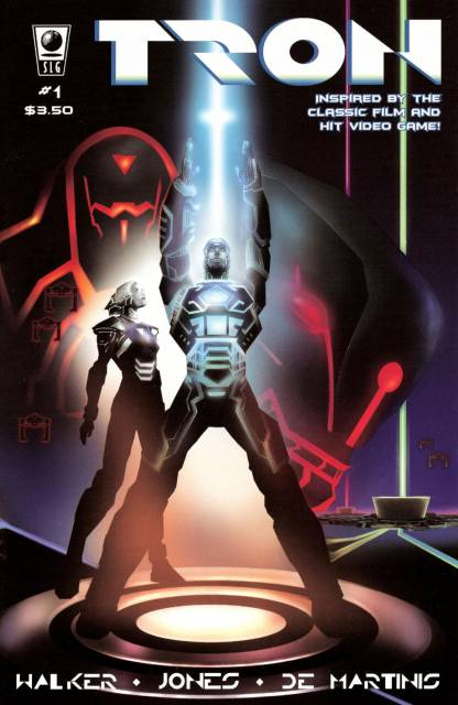Tron: The Ghost in the Machine