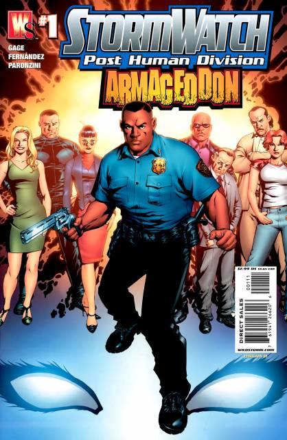 Stormwatch: PHD: Armageddon