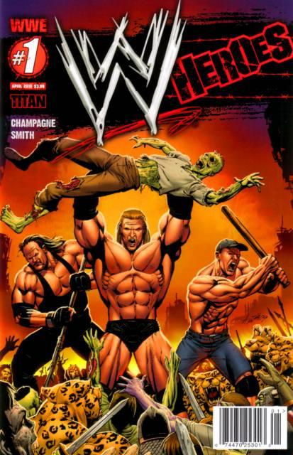 WWE Heroes