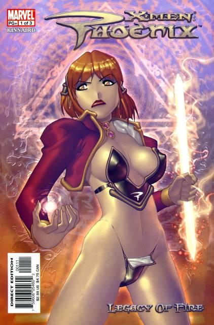X-Men: Phoenix - Legacy of Fire
