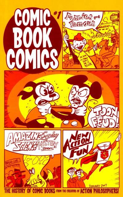 Comic Book Comics