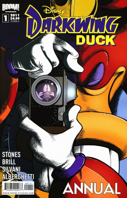 Darkwing Duck Annual