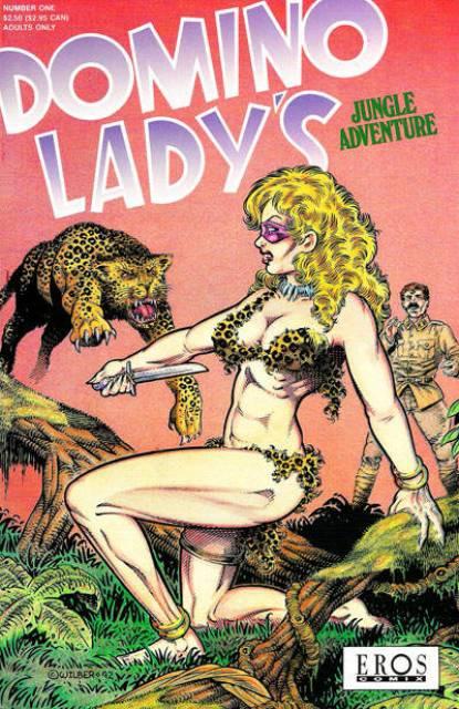 Domino Lady's Jungle Adventure