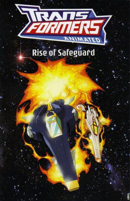 Transformers Animated: Rise of Safeguard