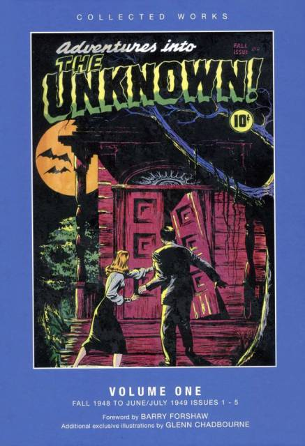 ACG Collected Works: Adventures Into the Unknown