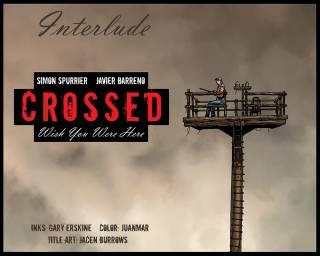 Crossed: Wish You Were Here Interlude