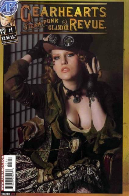 Gearhearts Steampunk Glamor Revue