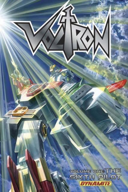 Voltron: The Sixth Pilot