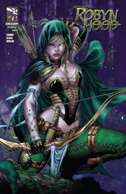 Grimm Fairy Tales presents Robyn Hood