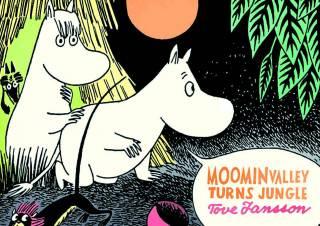 Moomin Turns Jungle