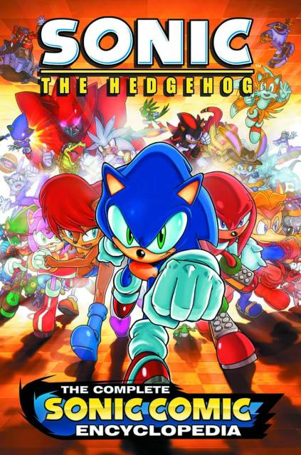 Sonic the Hedgehog Complete Comic Encyclopedia