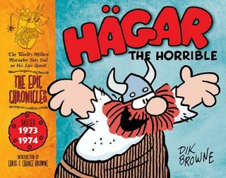 The Epic Chronicles: Hagar the Horrible